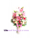 AR2481 Artificial  Flowers Arrangement  more detail click
