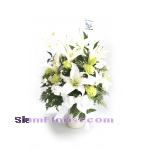 2520  Vase of Flowers  click for detail