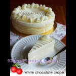 4095 White Chocolate  Crape